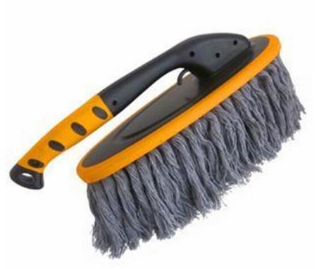 YingYuan Xe ô tô xe dùng chổi lông gà bằng sáp chải chải giẻ lau rửa xe sáp sáp sáp có thể xe dùng c