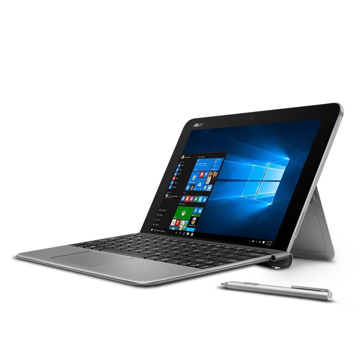Máy tính xách tay – Laptop ASUS Transformer T102HA-D4-GR màn hình cảm ứng 10.1