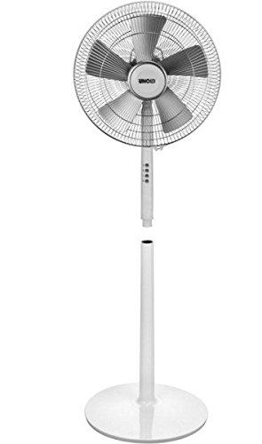 Unold Silverline, quạt (bạc trắng, AC, 230 volt, 50 hertz)