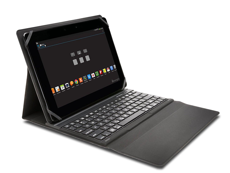 Kensington keyfolio Android General 13.3 inch máy tính bảng bảo vệ bộ bàn phím Bluetooth và áp dụng