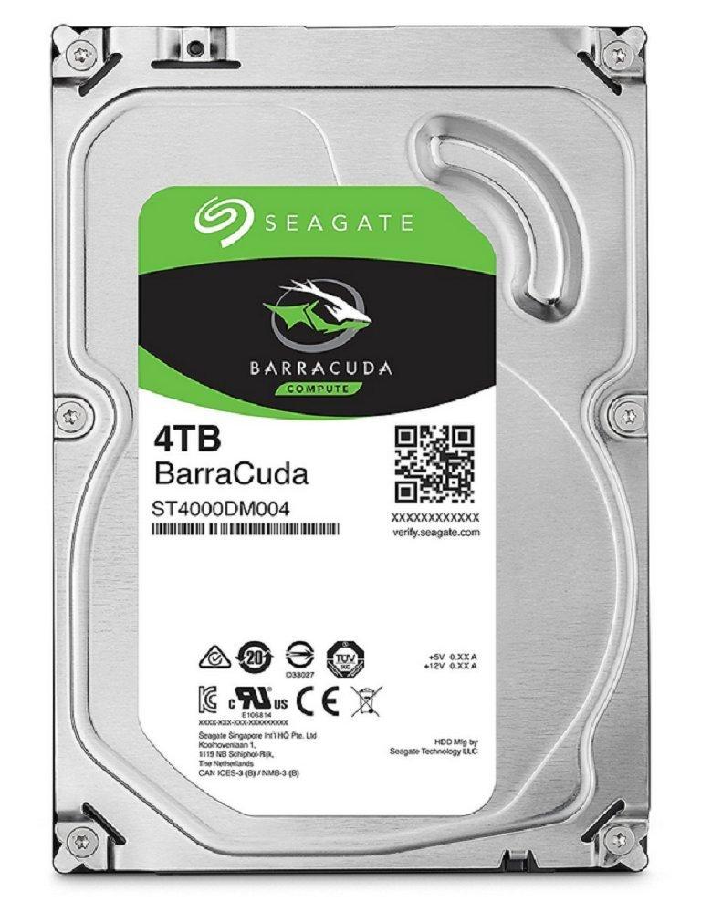 Máy vi tính để bàn   Seagate ổ cứng 3.5 inch tích hợp tính 4TB có thể áp dụng cho người dùng BarraCu