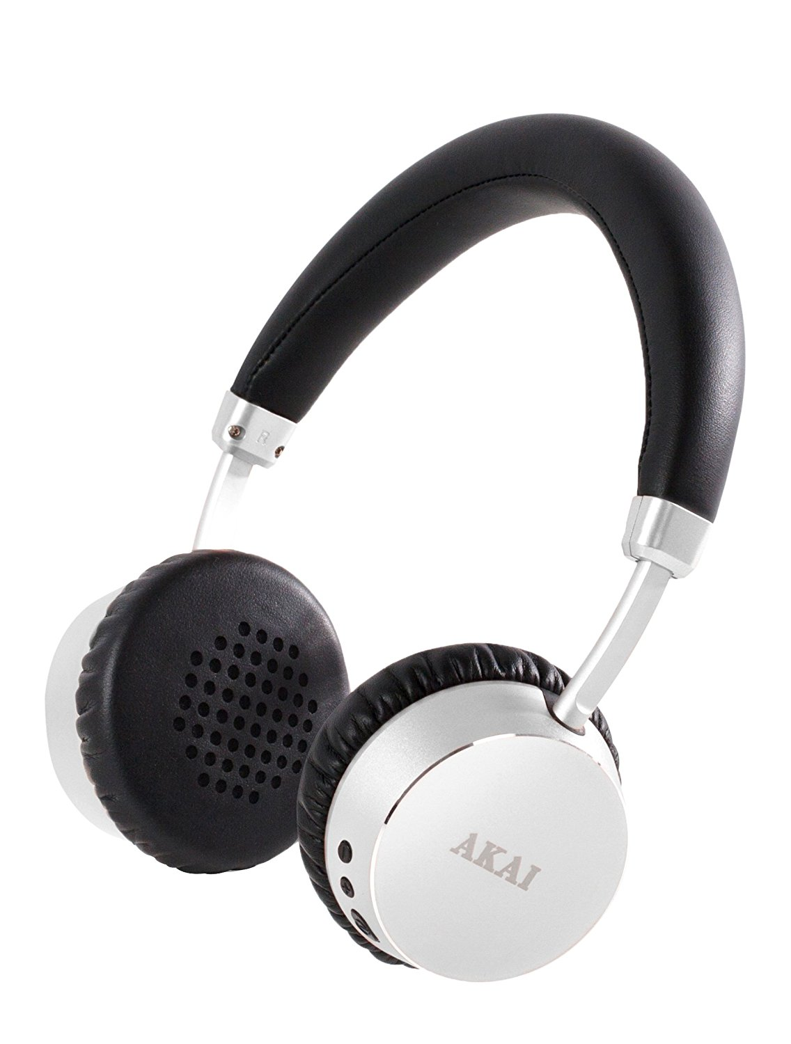 Akai A58044 Dynamx Wireless Headphones with Bluetooth Connection, Built in Microphone for iPhone, iP