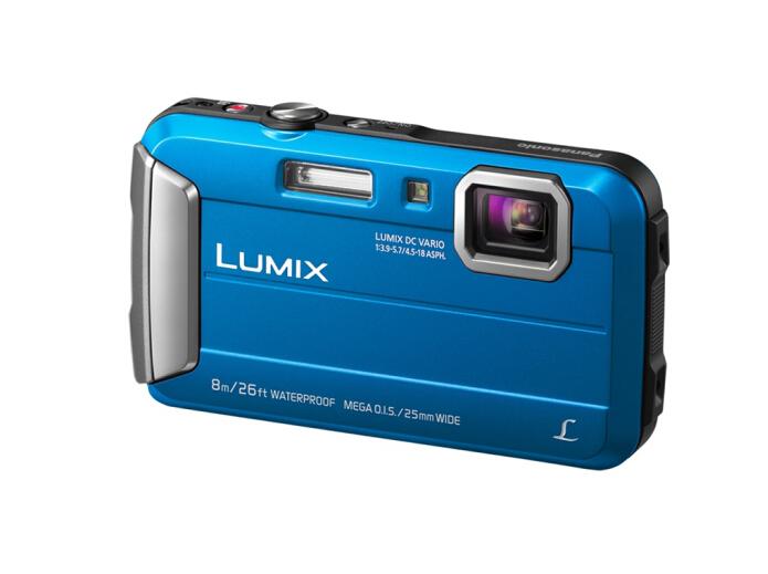 Panasonic Máy ảnh kỹ thuật số, Panasonic (Panasonic) Lumix DMC-TS30 máy ảnh kỹ thuật số, máy ảnh / 4