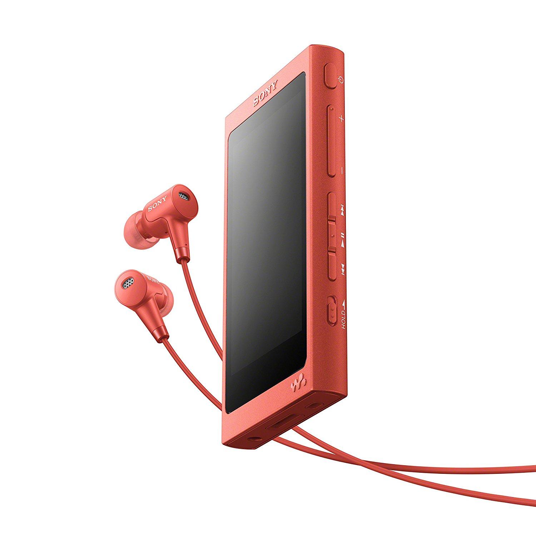 Sony Sony nw-a45hn / RM 16GB Hi-Res cao độ phân giải music player - 1 inch màn hình cảm ứng ánh sáng