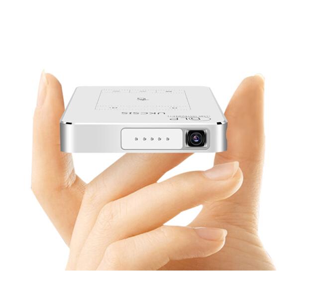UKCSIS  Máy in cỡ nhỏ thông minh UKCSIS T8 Beamer gia dụng Portable chưởng Office trên Android bởi đ