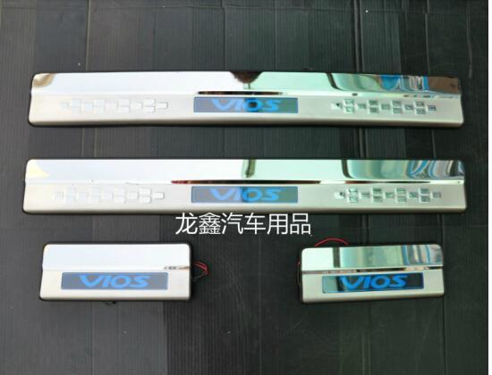 thiết bị định vị cầm tay bên ngoài Thích nghi với ngưỡng cửa mới 2014-16 khoản dải đèn LED trang trí