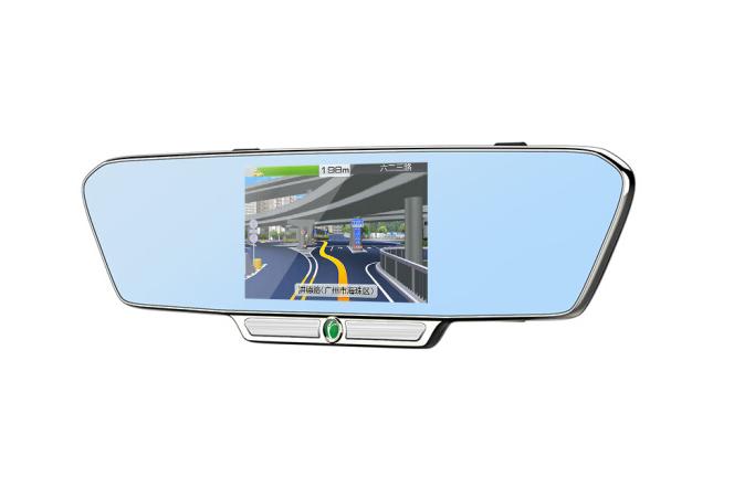 5 triệu Kelid navigator, traffic recording integrated machine, M330 rearview mirror, 1080P HD, wide