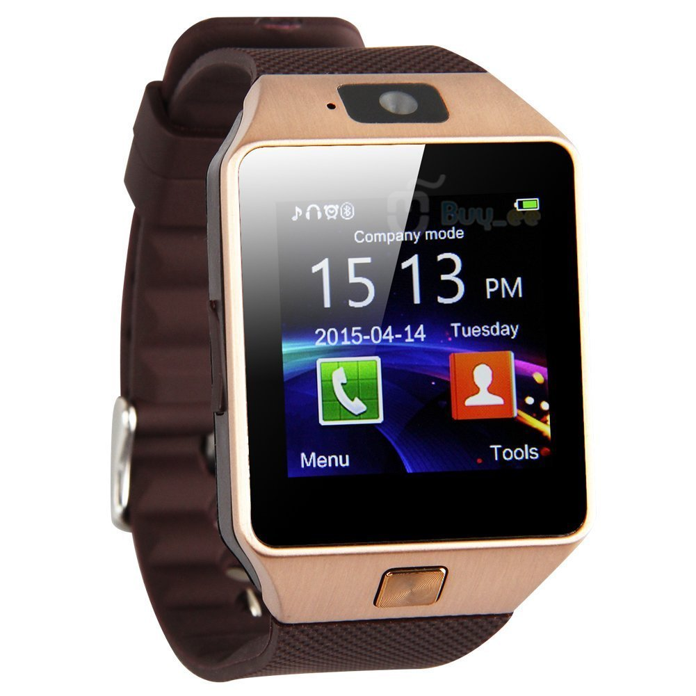 Heshi Inc Dz09 SmartWatch nhịp tim, kiểm tra Bluetooth đồng hồ thông minh SmartWatch chống ném máy ả