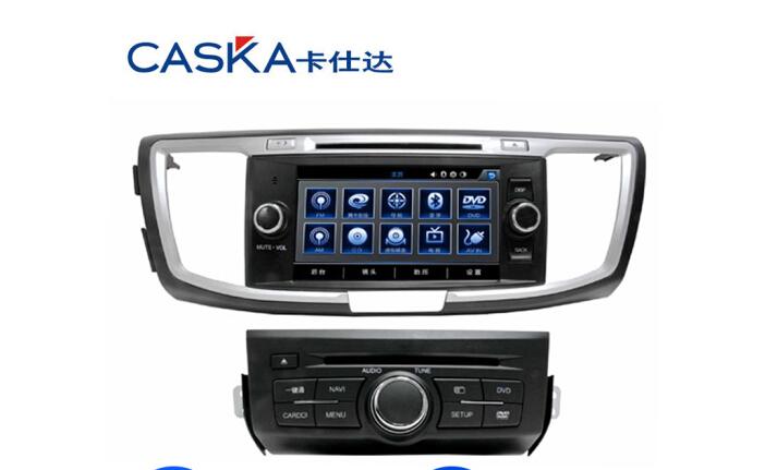 Tích hợp hệ thống điều khiển DVD Honda Accord CRV ấy trí Ling cử DVD máy Honda 9 thế hệ dẫn đường mộ