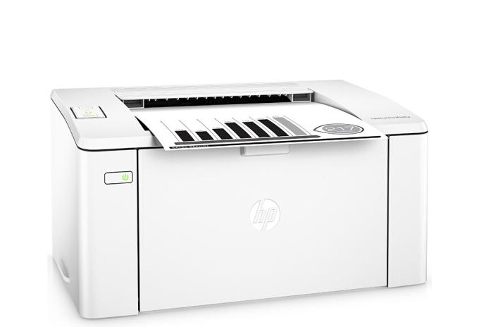 HP Máy mã laser Hewlett - Packard (HP) LaserJet Pro M104w máy in laser không dây P1108+wifi A4 in đe