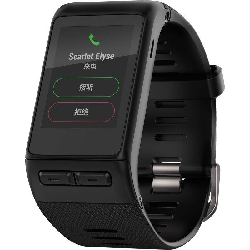 Garmin giai minh V - voactive trí thông minh nhân lực nhịp tim đen vòng đồng hồ thông minh Bluetooth