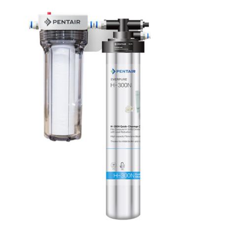 Everpure Bờ Thörl (Everpure) sạch lọc nước nhà nhập khẩu Mỹ gỡ bỏ thuốc kháng sinh, giữ máy H-300N t