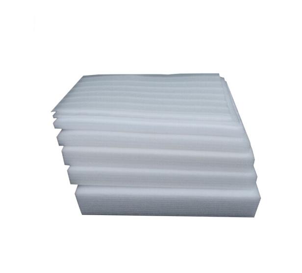 BAIGE Trăm tàu Ngọc trai bông tấm vật liệu chống rung Mats bọt đóng gói Mats 100cm*200cm*3cm trắng.