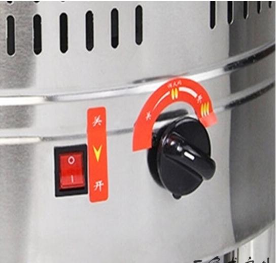 Y.W.U Máy bao bì lò sưởi điện thương mại hóa lỏng khí gas thùng máy sốt rét 45 loại thiết bị điện Ph