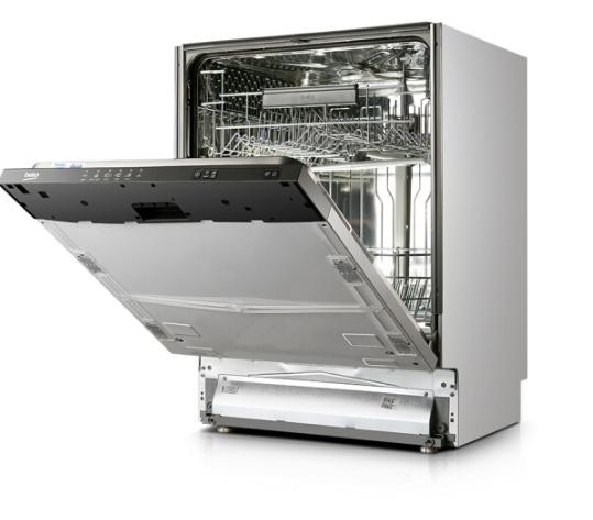 BEKO Châu Âu, nước Anh lần họ (BEKO) 12 bộ tự động hoàn toàn. Nhiệt độ cao nhà máy rửa chén bạc DIN1