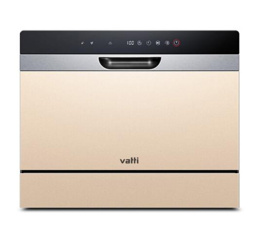 VATTI (VATTI) 6 bộ điệu van lớn miễn cài đặt công suất nhà máy rửa chén vàng XWSC-30GB01J rock khô.