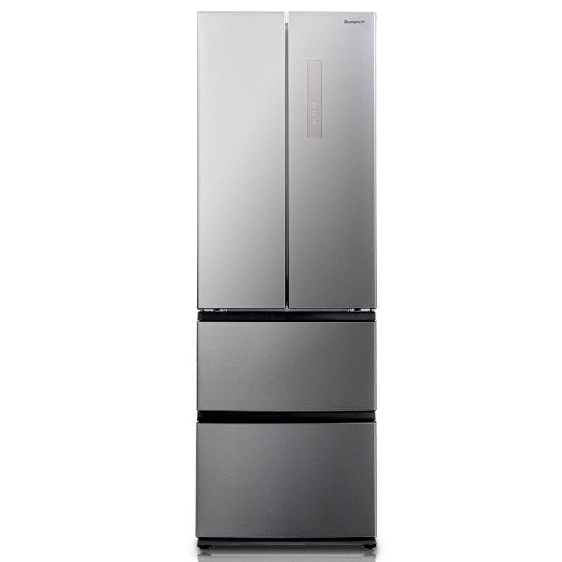 Panasonic NR-D380TP-S mở cửa tủ lạnh không có nhiều kem thay đổi tần số 380L hay Gia - Bạc (nhà cung