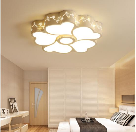 IKVVT Sau khi điều chỉnh thiết bị ánh sáng đèn phòng khách phòng ngủ hiện đại IKVVT LED hút đèn hướ