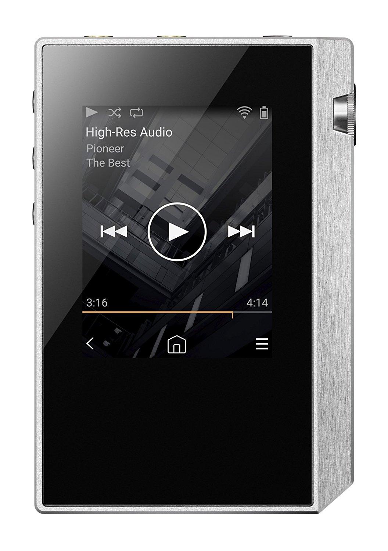 Pioneer Vanguard digital audio player Private bạc XDP-30R (s) (Nhật Bản chính thức hóa)