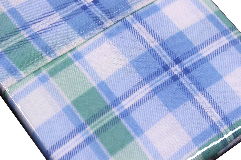 mo-goods Hệ thống túi chữ nhật màu xanh mẫu ngẫu nhiên đơn 150 x 200 cm Mo - omqc - Bl - S