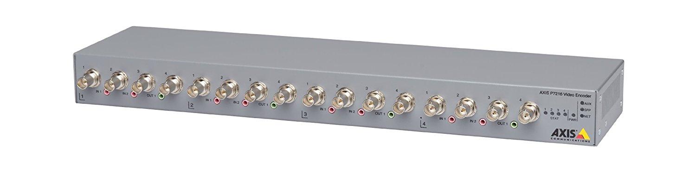 Axis P 7216 video mã hóa, 0542 – 002