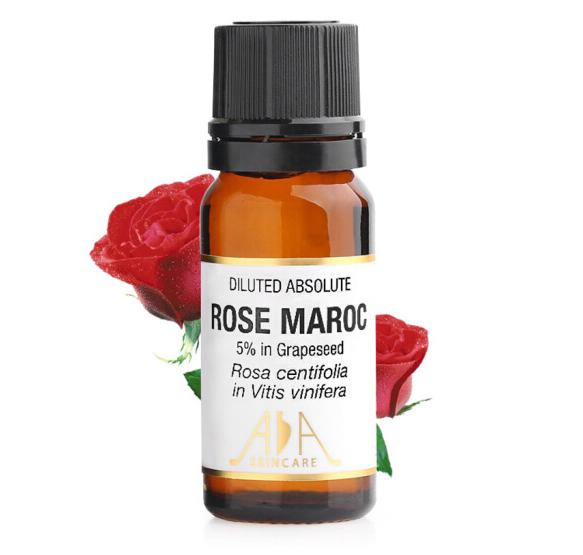 UK AA AA Maroc lưới tinh hoa hồng dầu 10ml (khuôn mặt và toàn thân tinh dầu dưỡng ẩm là nền tảng cho