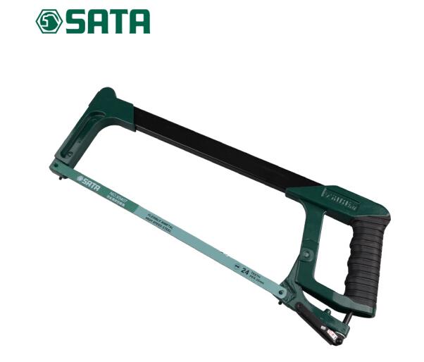 SATA Công cụ hợp kim nhôm cưa cung thủ công mang cưa nhỏ chiếc 93405 cái cưa sắt thép