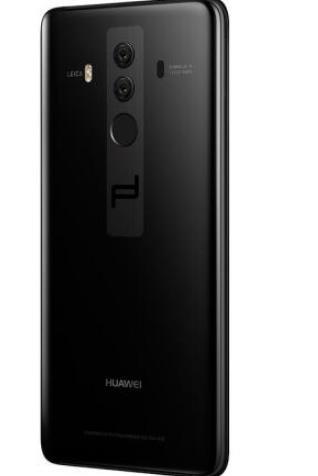 Huawei HUAWEI Mate 10 chiếc Porsche thiết kế phiên bản giới hạn 2017 mới tất cả điện thoại thông min