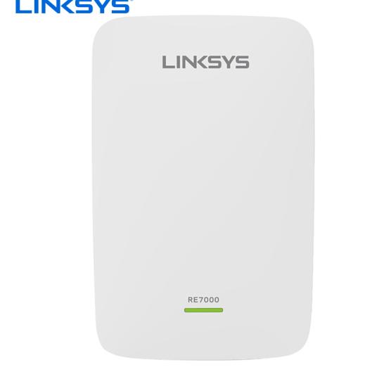 LINKSYS Đem lực lượng (LINKSYS) RE7000 AC1900 Wi Expander router khớp với tín hiệu bức xạ thấp