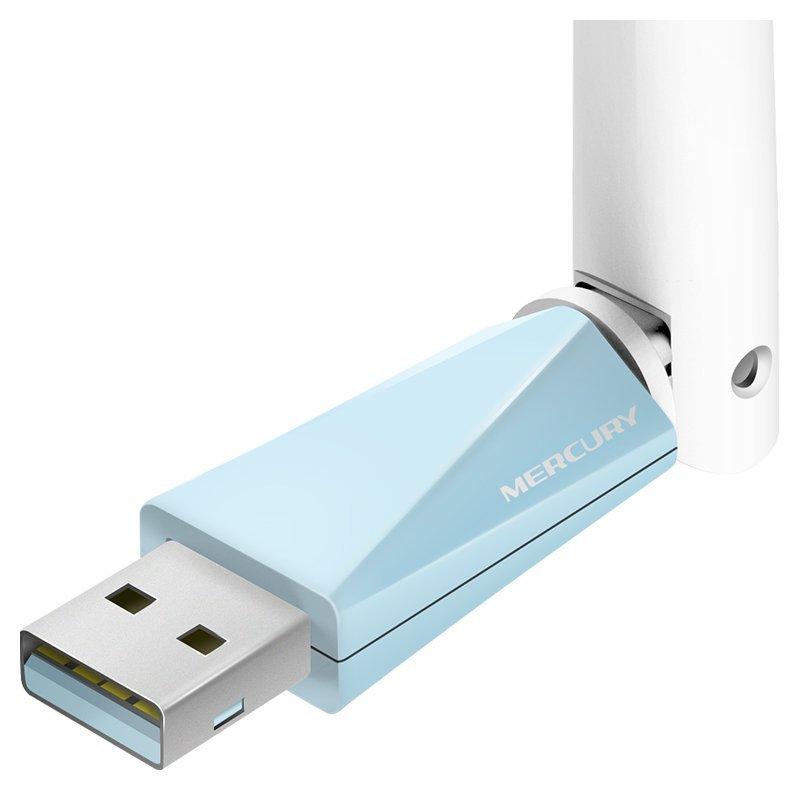 Mercury (MERCURY) MW150UH miễn ngập Edition bên ngoài... Không dây ăng - ten USB card mạng thông min