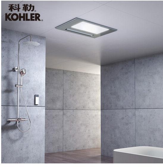 KOHLER gió ấm loại và phòng tắm sạch máy chiếu sáng thông minh điều khiển từ xa có nhiều khả năng đi