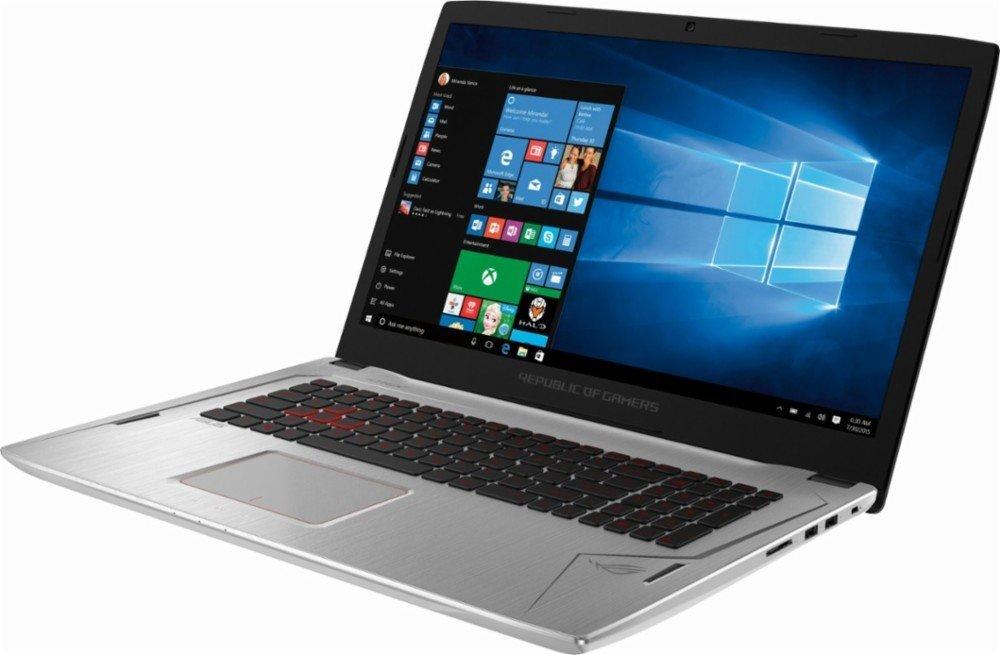ASUS.  Máy tính xách tay – Laptop   Nên ASUS ROG gl702vs 17.3 inch hỗ trợ thương mại VR trò chơi máy