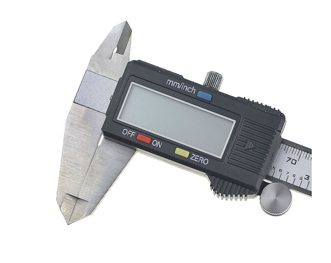 EXPLOIT Nhiều bo mạch đồ feet (EXPLOIT) 0-150mm tiên phong thước cặp độ chính xác cao 032101 thước x