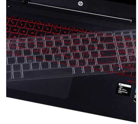 HP Hewlett - Packard (HP) Bóng tiên 2 thế hệ laptop 15.6 Pro inch độ nét cao bàn phím phụ kiện TPU m