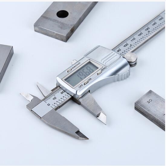 SYNTEK Số đo chính xác điện tử bo mạch đồ SYNTEK dụng cụ đo bơi feet 0-150mm 200 - 300 chống nước ti