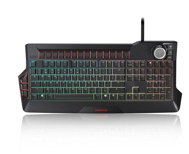 CHERRY Cherry (Cherry) Board MX 9.0 G80-3980LMBEU-2 RGB khuất bóng chơi bàn phím máy trục Jedi mưu