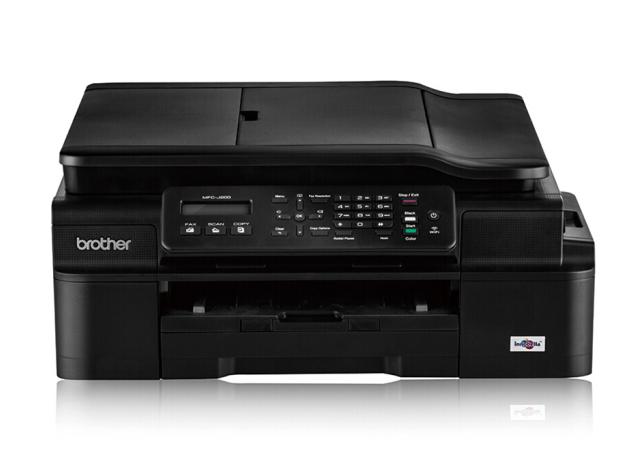 brother Người anh em MFC-J200 in phun màu có nhiều khả năng quét máy fax một bản sao của mạng không
