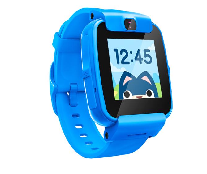 Teemo Đồng hồ thông minh chó mèo (Teemo) trẻ em đường điện thoại thông minh color định vị GPS chống