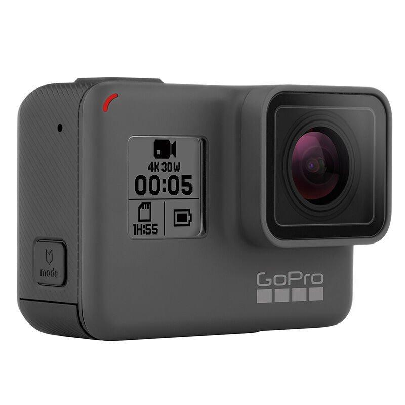 GoPro   Dùng máy quay thể thao HERO 5 Black 4K độ nét cao chống thấm nước di chuyển camera kiểm soát