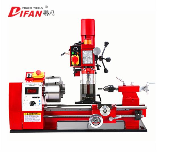 DIFAN POWER TOOLS khoan phay một xe máy công cụ đa năng máy gia dụng tiểu tiện khoan phay máy khoan