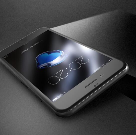 PZOZ Điện thoại di động PZOZ táo 7 thuỷ tinh công nghiệp phim 3D toàn màn hình điện thoại 6S màng ba