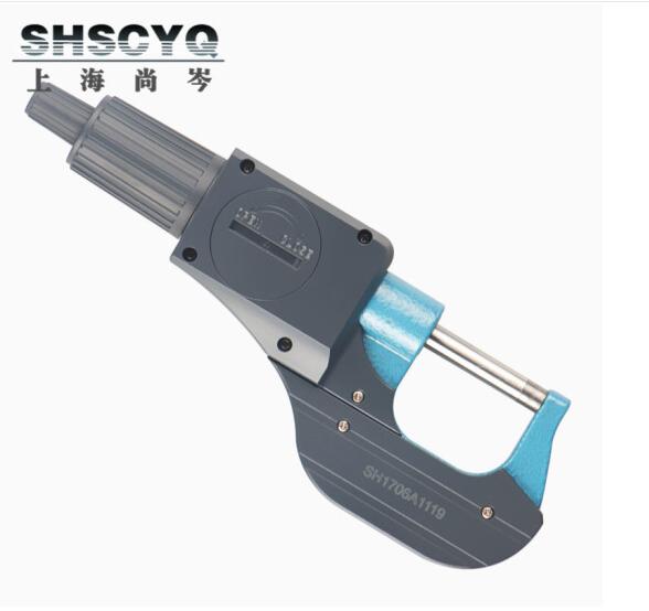 SHSCYQ Nhiều bo mạch đồ feet Shō Sầm dùng quá liều đấy cái đo vi 0-25mm độ chính xác cao 0.001 ngàn