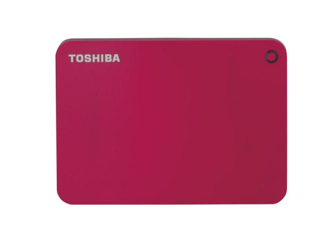 TOSHIBA Toshiba TOSHIBA V9 ổ cứng di động cao Series 2,5 inch (USB3.0) 1TB (sức Red)
