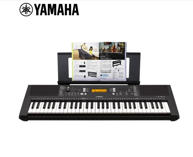 YAMAHA Linh kiện điện tử Zero chiếc Yamaha (YAMAHA) đàn điện tử PSR-E263 nâng cấp khoản PSRE363 ngườ