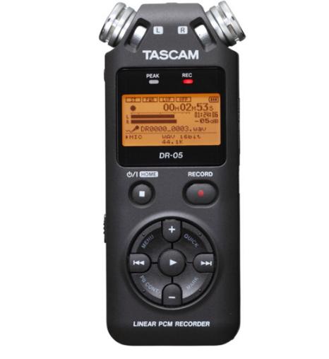 TASCAM Tiến sĩ Tascam tuyến PCM cái máy ghi âm 4G vi phim âm Hifi Player 96K 24bit âm. 05