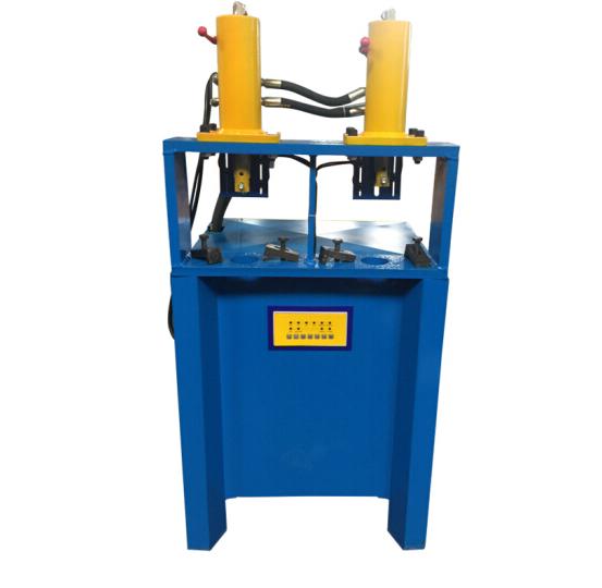 FANAI Đầu máy thủy lực đấm thép không gỉ lưới thép ống nước tự động thép góc máy xi lanh đơn vị trí