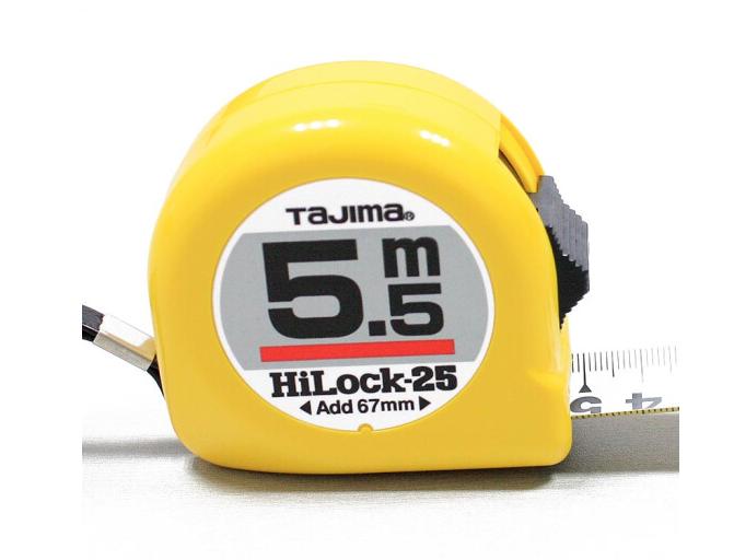 TaJIma (TaJIma) 1001-0035 5.5 mét loại thước L2555 thép