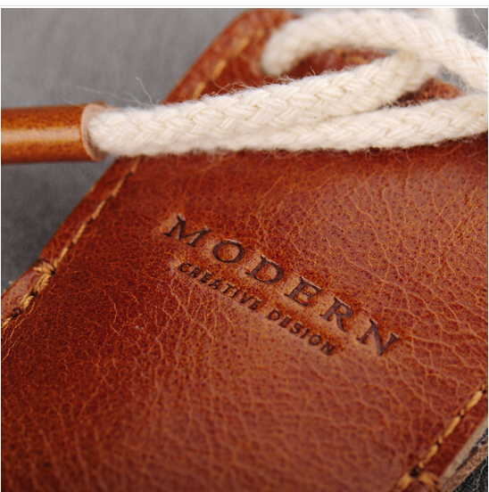 MODERN CREATIVE DESIGN Bao bì lưu trữ quần áo Đức Modern nam nữ học sinh lớp da đầu nhỏ đơn giản. Vă