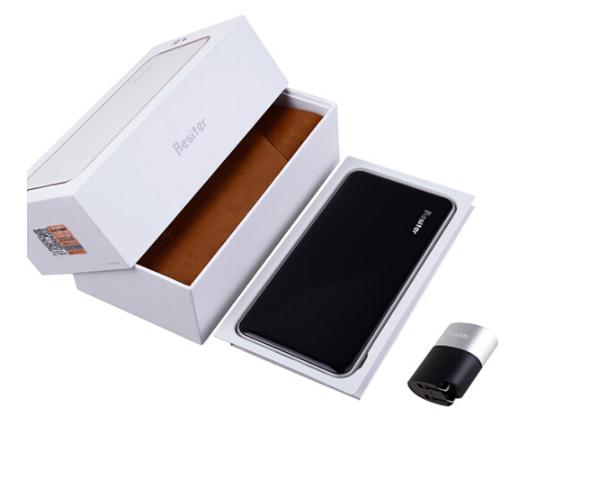 besiter Lần ở (besiter) 10.000 ma sạc bảo / chuyển điện polymer Apple Tin đôi USB xuất xinh xắn xách