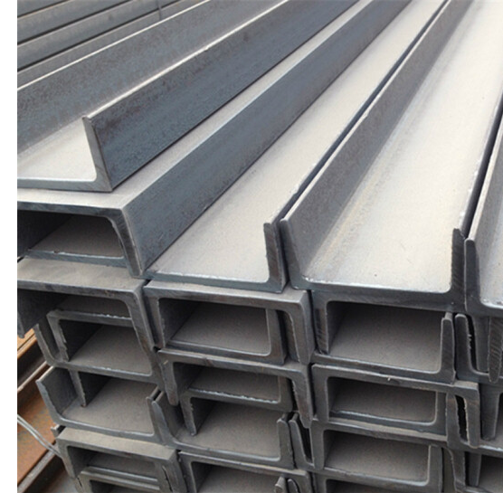 FANAI Vật liệu thép mạ kẽm mạ kẽm sắt thép khía hình chữ u tối thép khía số 5, 6, 8, 10, No. thép kh